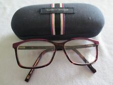 Tommy Hilfiger pink glasses frames. TH 86. With case.