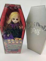 LIVING DEAD DOLLS SIREN Series 5 Silver box goth horror mezco