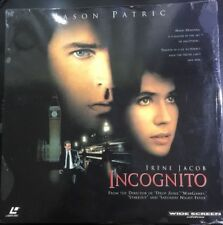 INCOGNITO Irène Jacob Jason Patric - Widescreen LaserDisc mmoetwil@hotmail.com