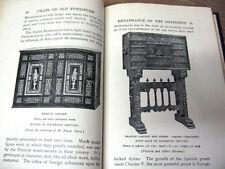 VINTAGE ANTIQUE BOOKCHATS ON OLD FURNITURE ARTHUR HAYDEN HARDBACK