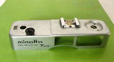 Minolta 7SII Rangefinder Camera's Top Cover/Top Plate-Genuine Parts