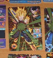DRAGON BALL Z DBZ DBS HEROES GOD MISSION CARD PRISM CARTE CP HGD7-CP6 JAPAN MINT