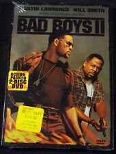 Bad Boys II New DVD 2-Disc Set Special Features Martin Lawrence Will Smith