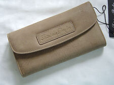 Fritzi aus Preußen Ladies Briefcase Purse Wallet Color Taupe