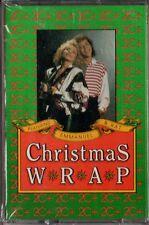 """EMMANUEL & KAT """"CHRISTMAS WRAP"""" CASSETTE 1990 emotional sealed"""