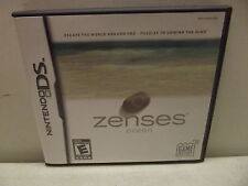 Nintendo Ds Zenses Ocean Edition Complete Tested