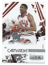 Bill Cartwright Rookie & Stars Card, Gold Holofoil, #112, Serial # 163 of 250