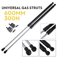 Gas Struts 600mm 300N x2(10mm Bolts) Caravans Trailers Canopy Toolboxes Strut
