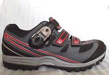 Pearl Izumi X-Alp Enduro II MTB Cyclinlg Shoes Man's Size 44 EUR   (US 10)