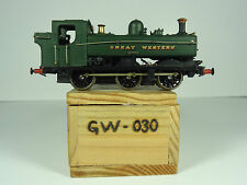 KEYSER MODEL KITS H0 - LOCOTÉNDER GREAT WESTERN 0-3-0
