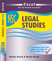 NEW EXCEL HSC-LEGAL STUDIES STUDY GUIDE 9781741253535 free shipping