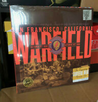 IN HAND GRATEFUL DEAD WARFIELD SAN FRANCISCO SF CALIFORNIA VINYL 2 LP RSD 2019