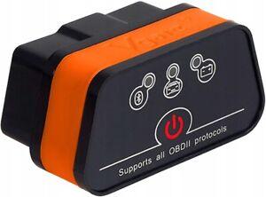 Vgate iCar 2 ELM327 Bluetooth V3.0 OBDII Car Diagnose Scanner Code Read Tool