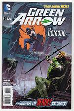 GREEN ARROW #20 DC 2013 LOT (7) KOMODO unread New 52 VF/NM CW TV show 1st Print