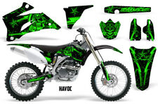 Yamaha YZF250 YZF450 Graphics Kit MX Wrap Dirt Bike Decal Stickers 06-09 HAVOC G