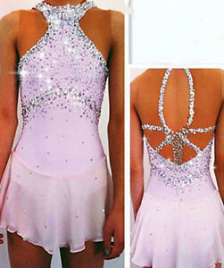 Adult Fashion New Brand Ice Figure Skating Dresses for competition