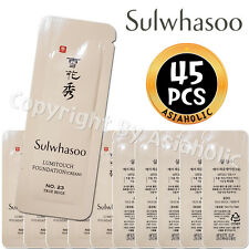 Sulwhasoo Lumitouch Foundation (Cream) No.23 True Beige 1ml x 45pcs (45ml)