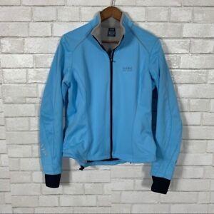 Gore bike wear athletic cycling softshell jacket