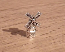 1/12 dolls house miniature Windmill (moves) Ornament fireplace Table Cabinet LGW