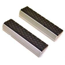 Magnetische Werkbank oder Bohrer Vice weichen Backen Griffe aus Gummi 100mm