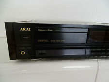 AKAI  Spitzenklasse CD PLayer in Schwarz  Modell CD-93  in TOPZUSTAND