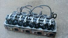 NISSAN TERRANO 2.7 TDI 72,000 MILES CYLINDER HEAD COMPLETE WITH INJECTORS
