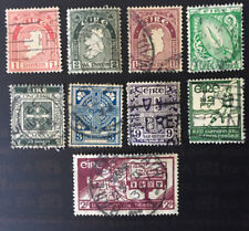 Ireland Stamps Used- Older Issues. 1922-45.