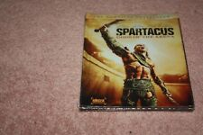 Spartacus: Gods of the Arena - The Complete Collection (DVD, 2011, 2-Disc Set)