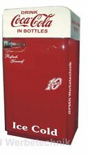 Coca Cola Réfrigérateur Autocollant Set 10 Cent Ensemble de 6 Pièces Rouge Blanc