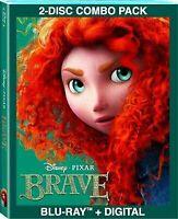 Brave (Blu-ray Disc, 2017)