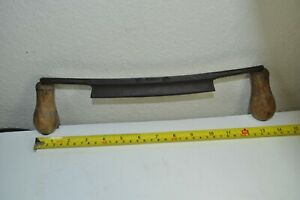 """Vintage Blombach 7"""" Draw Knife Made in Germany Carpentry Tool"""