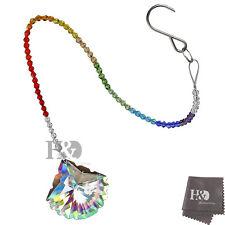 Chakra Crystal Handmade Suncatcher Glass Pendant Hanging Decor Healing Gifts