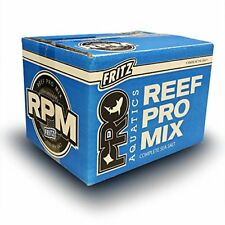 FritzPRO R.P.M. Reef Salt Mix 55 lb Box (205 Gal Mix)