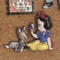 B4 The Disney Store Animators Collection Mystery Pin Badge 2020 RARE Snow White