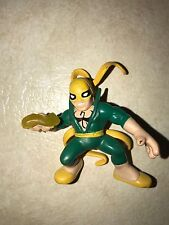 Marvel Super Hero Squad IRON FIST Danny Rand Yellow Hero for Hire Wave 14 (4)#