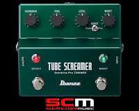 RRP$399 Ibanez TS808DX TubeScreamer Deluxe Overdrive Pro Guitar FX Pedal w Boost