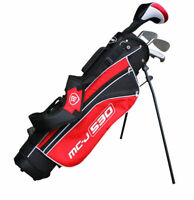 Masters Golf Junior Kids Package Set 5-8 Year Old RH Stand Bag RRP £70 Ltd Stock