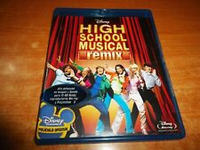 HIGH SCHOOL MUSICAL REMIX BLU RAY DISNEY ESPAÑA ZAC EFRON VANESSA ANNE HUDGENS