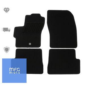 Auto-Fußmatten Classic anthrazit für Mazda 3 BL 2011-2013 Autoteppiche