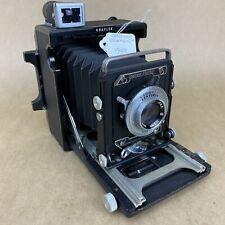 Graflex Century Graphic 2x3 Large Format Camera W/ 103 4.5 - Vintage