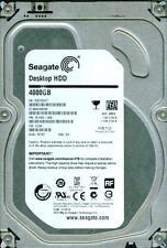 ST4000DM000, 1F2168-568,  CC54,   SU,  S30,  SEAGATE  4TB