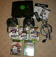 X-Box 360 Game System With Games, Preowned