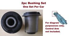Bushings fit Lexus GS300/400/430 98 99 00 01 02 03 04 05 Rear Lower Control Arms
