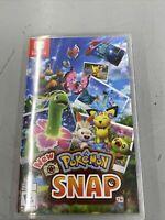 New Pokemon Snap Nintendo Switch pokemon snap for nintendo switch new sealed