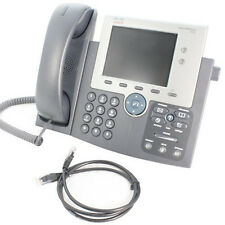 Cisco Unified 7945g IP Phone in Black
