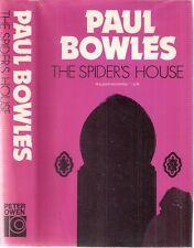 Paul Bowles, Die Spinne Haus 1st Drucken 1st EdT von Reprint Peter Owen