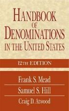Handbook of Denominations in the United States, 12th Edition