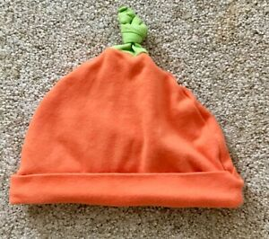 Baby Boys' Carter's Halloween Cap Orange 24M