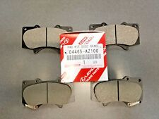 Toyota Tacoma 2005-2015 Front Genuine OEM Ceramic Brake Pads w/Shims 04465-AZ100