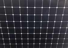 Used SunPower High Efficiency 327W Mono Solar Panel 327 Watts UL Listed